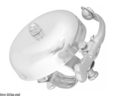 zvono aluminijum belo retro na otkid veliko - 3150112