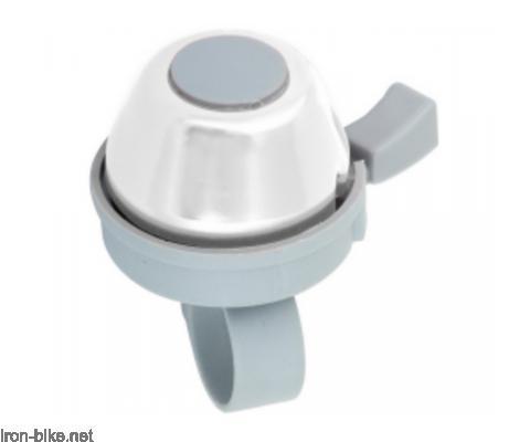 zvono aluminijum sivo kupasto extra strong - 3150202