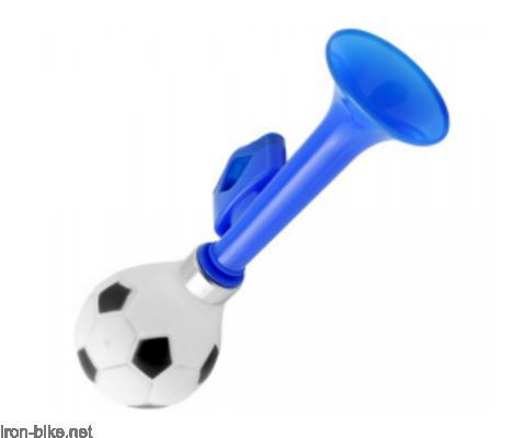 truba dečija pvc fudbal plava - 3151004