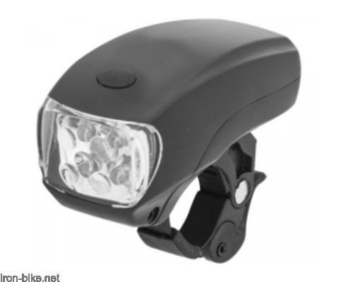 lampa crna prednja 5 led diode new light - 3501125