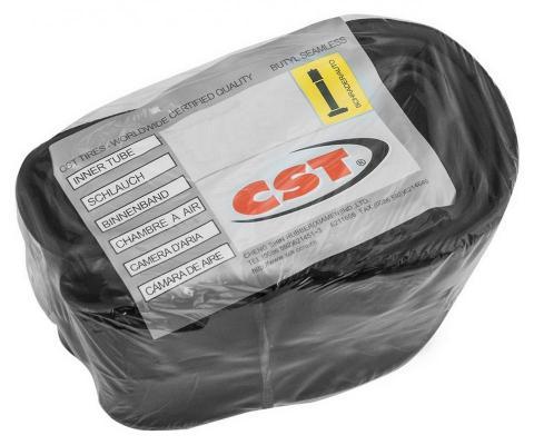 unutrašnja guma un.16x2.125 (47-57-305) zakrivljeni av za e-bike cst - 3350039