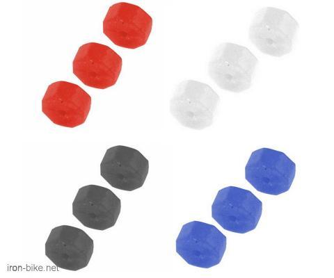 štitnik rama na sajli crni,beli,plavi i crveni mars one