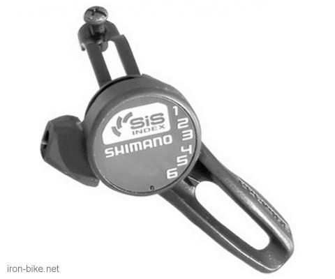 ručica menjača shimano samo desna 6brzina asltz20r6at - 3245206