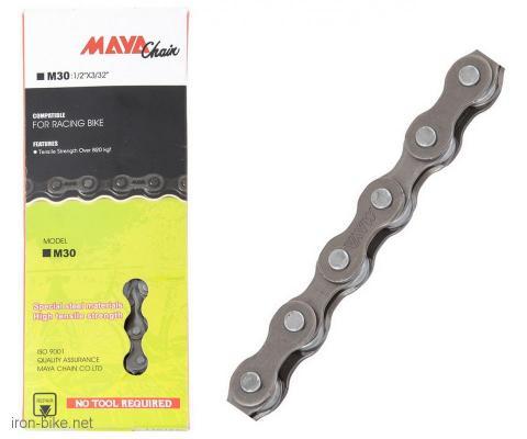 """LANAC MTB 1/2X3/32"""" 116L NON-INDEX MAYA - 3605800"""