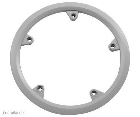 Štitnik srednji pogon mtb sivi šuplji - 3607202