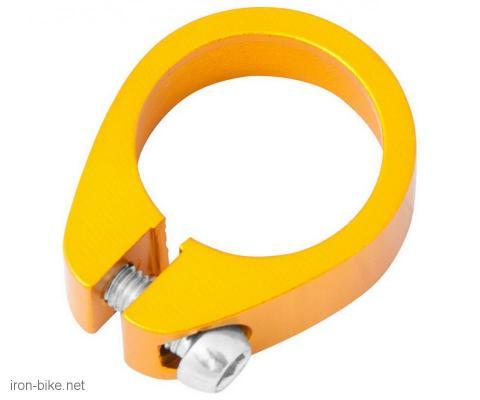 šelna sedalne cevi na imbus anodizirano narandžasta 31.8mm - 3704211