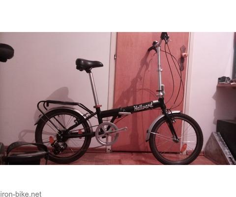 Sklopivi Bicikl (Folding Bicycle)
