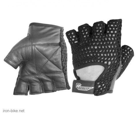 rukavice za bicikl pletene crne fitnes xl - 3722300