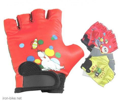 rukavice za bicikl likra dečije veličina 6 - 3722200