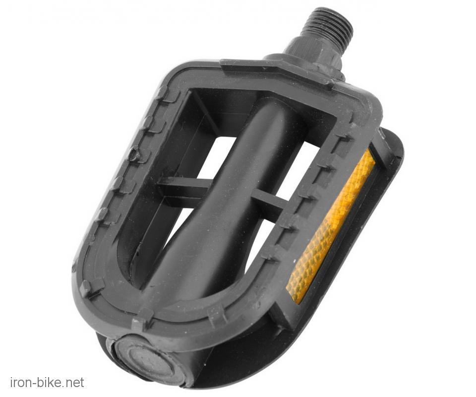 pedala dečja pvc crna ½ uži navoj - 3193236