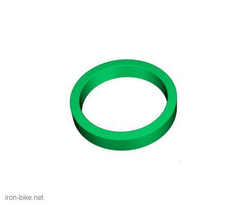podloška a-head anodizirano zelena 1.1/8 5mm - 3835107