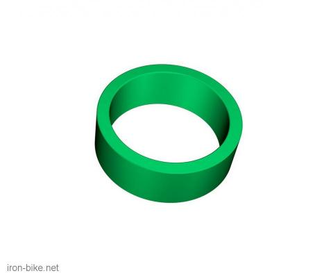 podloška a-head anodizirano zelena 1.1/8 10mm - 3835108