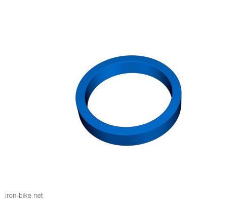 podloška a-head anodizirano plava 1.1/8 5mm - 3835110