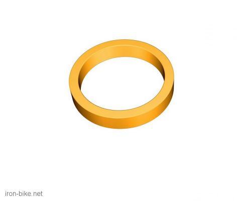 podloška a-head anodizirano narandžasta 1.1/8 5mm - 3835111