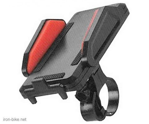 držač telefona na volanu new design crno crveni - 3505000