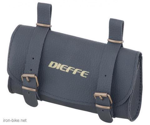 torbica crna na ram ili sedište retro 140x80x60 mm - 3721011