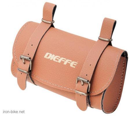 torbica braon na ram ili sedište retro 140x80x60 mm - 3721012