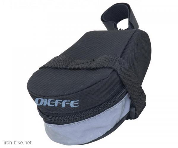 torbica ispod sedišta crno siva quick relase 120x90x30 mm - 3721005