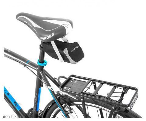 torbica ispod sedišta crno siva professional 150x70x60 mm - 3721006