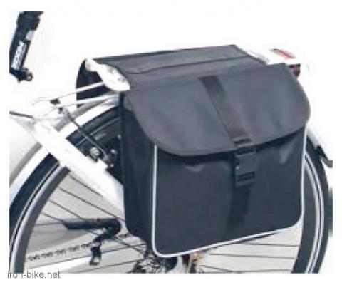 bisage na prtljažnik crne maxsport reflektujuće 280x220x100 mm - 3721014