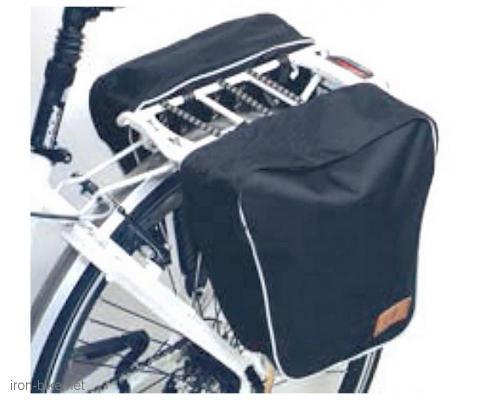 bisage na prtljažnik crne dvodelne vagabond 350x350x120 mm - 3721015
