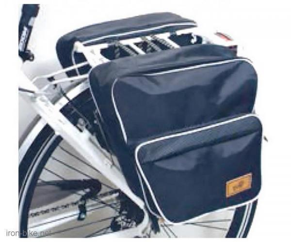 bisage na prtljažnik dvodelne veće crne vagabondlux 350x350x150 mm - 3721017