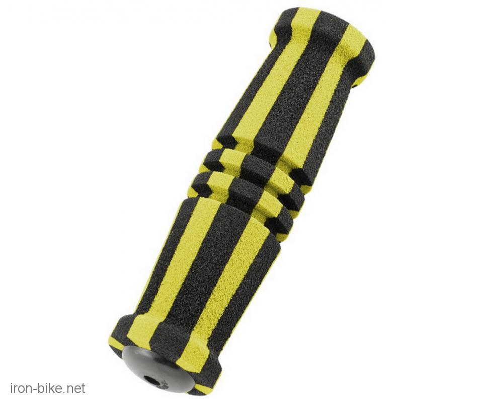 sunđer volan ručke prugaste žute-crne - 3840000