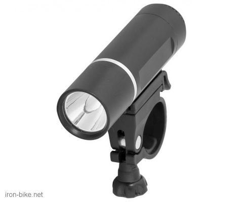 lampa prednja aluminijum crna 3 watt strong - 3501116