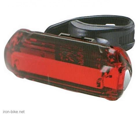 treptač zadnji sa 15 leda crveni quick relase - 3502009