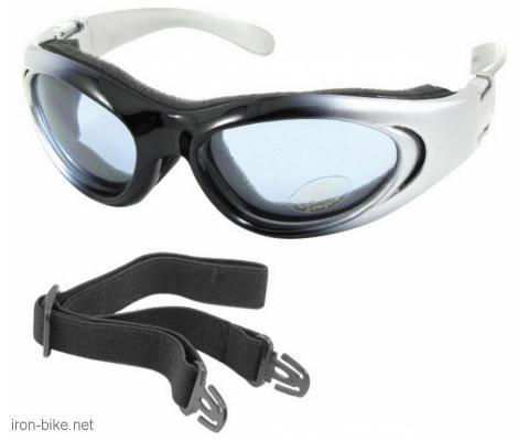 naočare elit-elan sa trakom titan sivo tw - 3720103