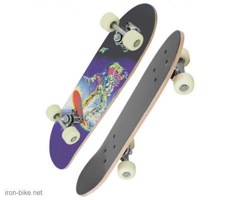 skateboard shc-10 senhai veličina 24 -x6 plavi print - 3090176