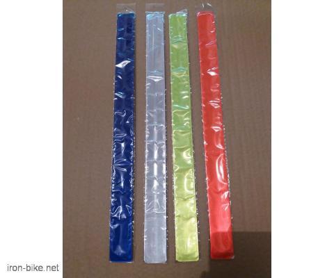 Fluorescentne reflektujuce trake za nogavice