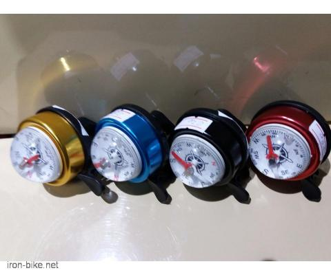 zvono za bicikl sa kompasom 45674