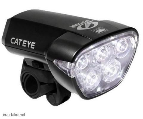 Cat Eye HL-EL300 Opticube Led prednje svetlo u crnoj boji