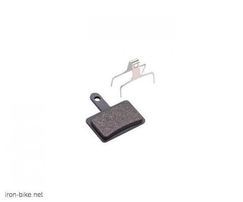 PLOCICE ZA DISK BARADINE DS-10 - Shimano BR-M495, M395, T615 / Tektro Auriga, Auriga MS,