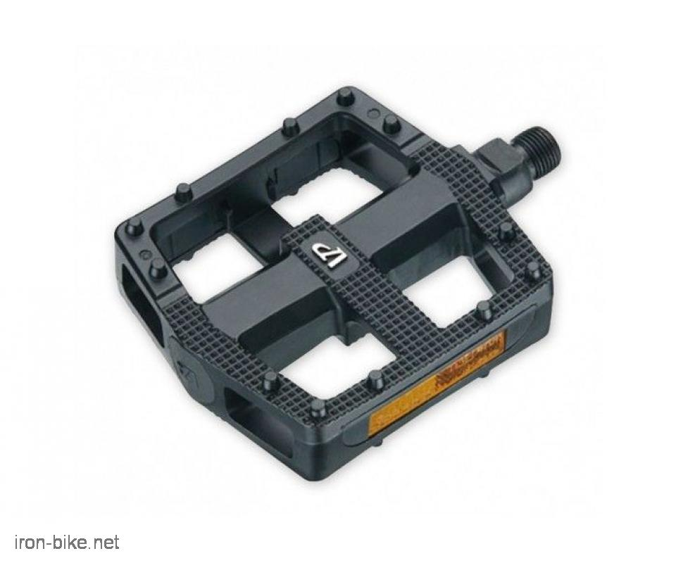 pedale bmx alu vp-568 black