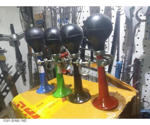 trubice za bicikl metalne u 4 boje