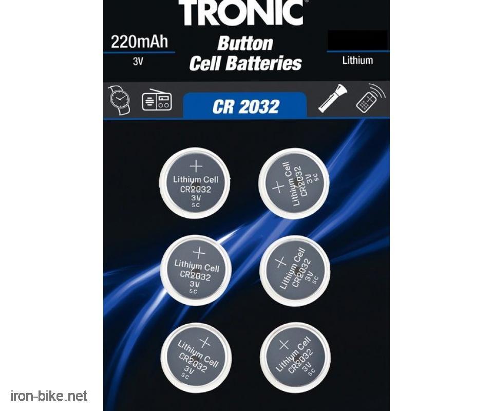 baterija CR2032 za km satove i rasvetu na biciklima