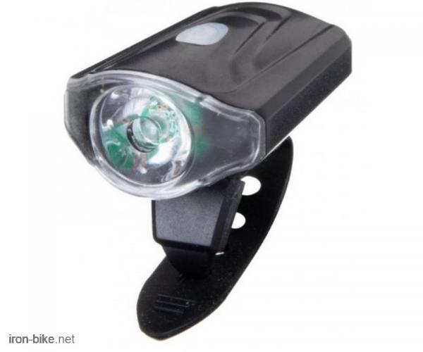 treptač prednji crni discreete 0,5 watt led - 3503102
