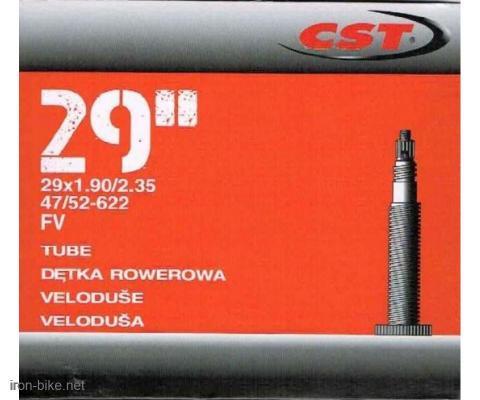 unutrasnja guma 29 X 2.25 (56-622) Presta ventil 60MM BOX CST - 3350045