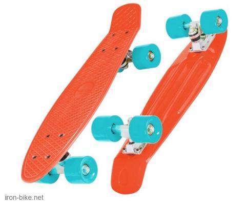 skateboard penny pw-506 narandžasti - 3090220