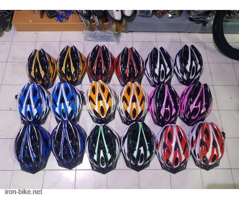 kaciga za voznju bicikle u vise boja i dezena (akcija)