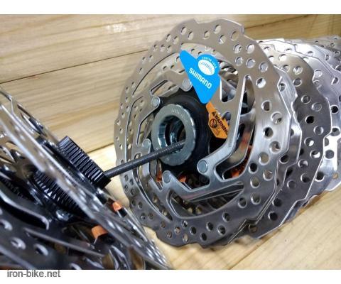 Rotori shimano 160mm centar lock