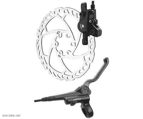 Garnitura hidraulična disk kočnica logan- 3400130