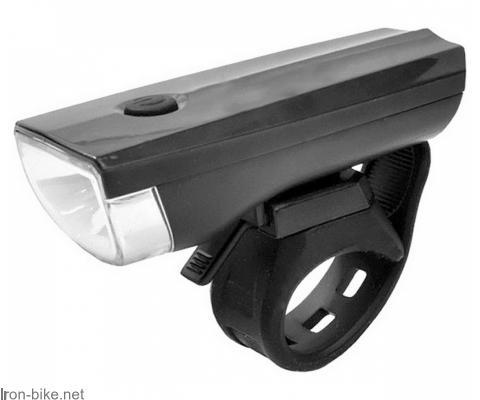 prednje svetlo na volan 31.8mm crno - 3504001