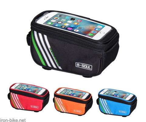 Vodonepropusna torbica na gornju cev za telefone sa ekranom na dodir